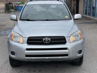 Used 2008 Toyota RAV4 4WD LOW KM 87KM /6MONTHS WARRANTY INCUDLED for sale in Brampton, ON