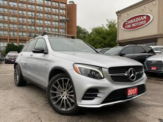 Used 2017 Mercedes-Benz GL-Class GLC43 AMG CLEAN CARFAX | NAVI | CAM | PANO | 4 MATIC | 385 HP | for sale in Scarborough, ON