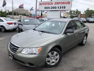 Used 2010 Hyundai Sonata 5 Speed Manual / Trade Special for sale in Mississauga, ON