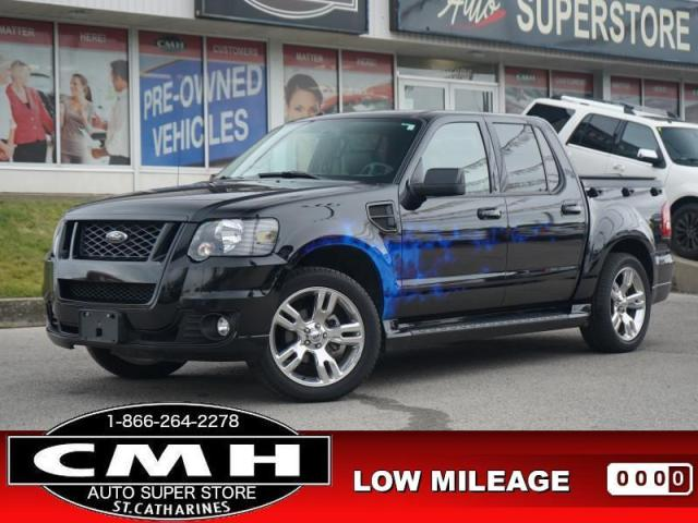 2008 Ford Explorer Sport Trac Limited  ROOF LEATH 20-AL