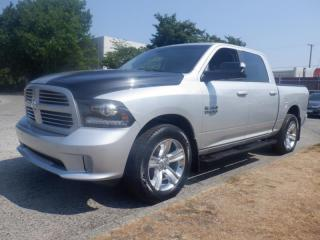 Used 2014 RAM 1500 Sport Crew Cab SWB 4WD for sale in Burnaby, BC