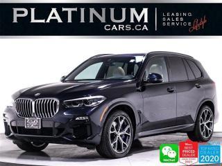 Used 2019 BMW X5 xDrive40i, MSPORT, AWD, CAM, NAV, PANO, HUD, BT for sale in Toronto, ON