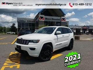 New 2021 Jeep Grand Cherokee Altitude  - Leather Seats - $310 B/W for sale in Ottawa, ON