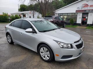 Used 2014 Chevrolet Cruze 1LT Auto for sale in Barrie, ON