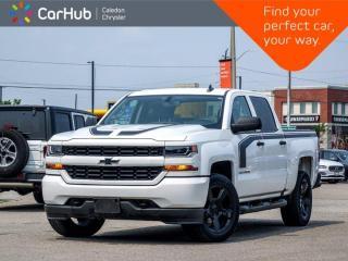 Used 2018 Chevrolet Silverado 1500 Custom 4x4 Bluetooth Backup Camera Power Locks Power windows 20