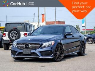 Used 2015 Mercedes-Benz C-Class C 400 4Matic Navigation Sunroof Bluetooth Heated Front Seats Backup Camera Blind Spot 18