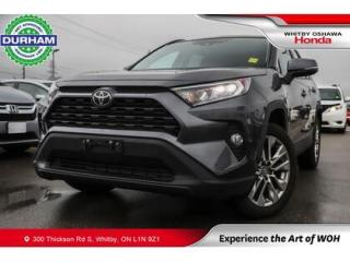 Used 2021 Toyota RAV4 XLE   Automatic for sale in Whitby, ON