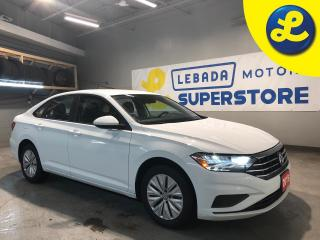 Used 2019 Volkswagen Jetta Heated Cloth Seats * Back Up Camera * Apple Car Play * Android Auto Cruise Control * * Steering Wheel Controls * Auto Start/Stop * Eco Mode * Hands Fr for sale in Cambridge, ON