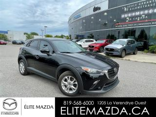Used 2019 Mazda CX-3 GS AWD for sale in Gatineau, QC