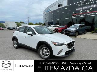 Used 2017 Mazda CX-3 GS AWD for sale in Gatineau, QC