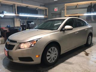 Used 2013 Chevrolet Cruze Cruise Control * Steering Wheel Controls * Hands Free Calling * AM/FM/SXM/USB/Aux * Automatic Headlights * Automatic/Manual Mode * Keyless Entry * Po for sale in Cambridge, ON