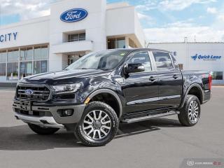 New 2021 Ford Ranger LARIAT for sale in Winnipeg, MB