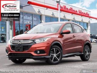 New 2021 Honda HR-V Sport for sale in Sudbury, ON