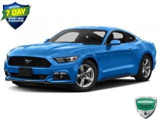 Used 2017 Ford Mustang V6   CLEAN CARFAX   SYNC   REVERSE CAMERA   for sale in Barrie, ON