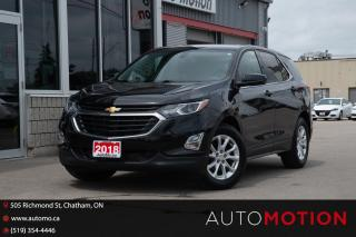 Used 2018 Chevrolet Equinox LT for sale in Chatham, ON