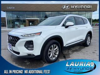 Used 2019 Hyundai Santa Fe 2.4L AWD Essential w/Safety Pkg for sale in Port Hope, ON