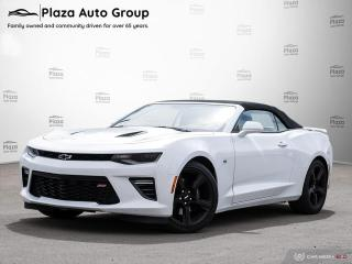 Used 2017 Chevrolet Camaro 2SS for sale in Bolton, ON