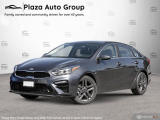 New 2021 Kia Forte EX+ IVT for sale in Bolton, ON