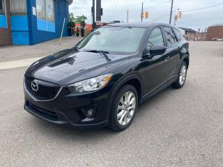Used 2013 Mazda CX-5 GT/AWD/CAM/SUNROOF/LEATHER/BLINDSPOT/CERTIFIED for sale in Toronto, ON