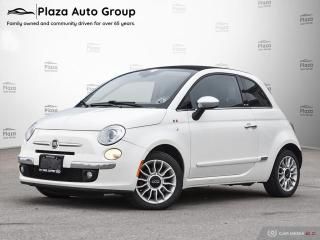 Used 2012 Fiat 500 Lounge for sale in Bolton, ON