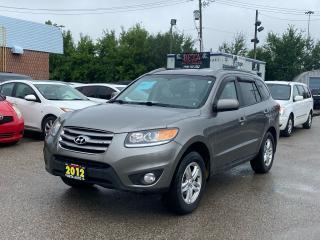 Used 2012 Hyundai Santa Fe GL for sale in Kitchener, ON