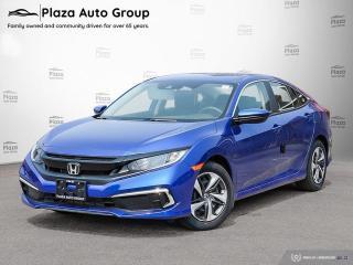 Used 2020 Honda Civic SEDAN LX for sale in Orillia, ON