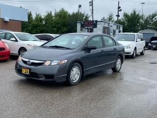 Used 2011 Honda Civic DX-G for sale in Kitchener, ON