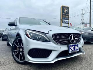 Used 2016 Mercedes-Benz C-Class No Accidents | C 450 AMG AWD | Loaded | Certified for sale in Brampton, ON