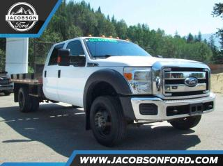 Used 2013 Ford F-550 Super Duty DRW XLT for sale in Salmon Arm, BC