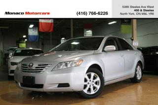 Used 2007 Toyota Camry LE - SUNROOF|ALLOY WHEELS|POWER SEAT for sale in North York, ON