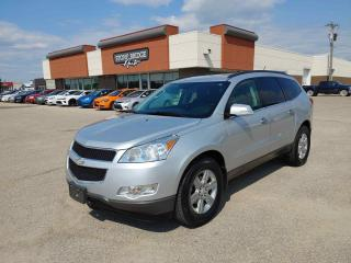 Used 2012 Chevrolet Traverse 1LT for sale in Steinbach, MB
