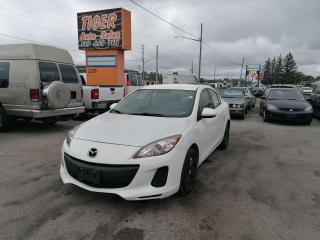 Used 2012 Mazda MAZDA3 ALLOYS*RUNS WELL*AUTOMATIC*AS IS SPECIAL for sale in London, ON
