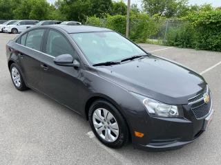 Used 2014 Chevrolet Cruze 1LT ** HTD SEATS, BLUETOOTH , CRUISE  ** for sale in St Catharines, ON
