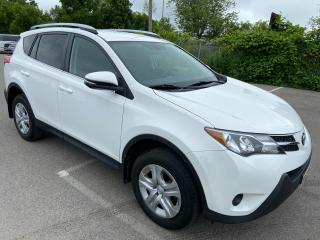 Used 2014 Toyota RAV4 LE ** AWD, BLUETOOTH , BACK CAM ** for sale in St Catharines, ON