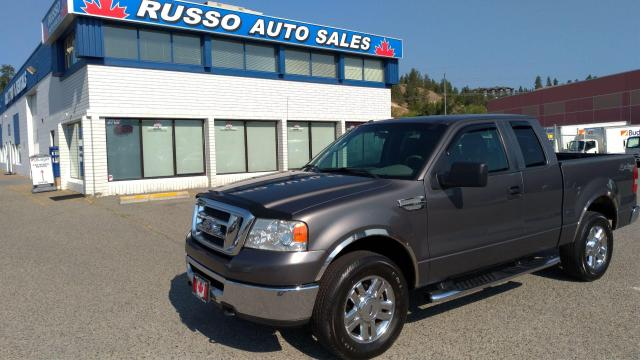 2008 Ford F-150 XLT Extended Cab 4x4 - 5.4L V8, 5ft 6in Box