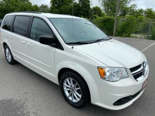 Used 2013 Dodge Grand Caravan SXT ** FULL STOW N GO, CRUISE ** for sale in St Catharines, ON