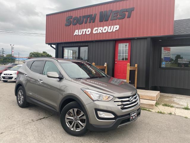 2016 Hyundai Santa Fe Sport|Htd Seats|Bluetooth|Alloys|A/C|Cruise|ECO