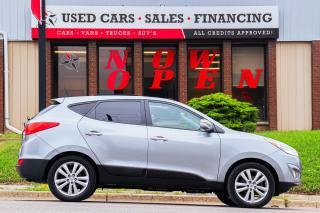 Used 2011 Hyundai Tucson Limited | AWD | Leather | Sunroof | Alloys | Tints for sale in Oshawa, ON
