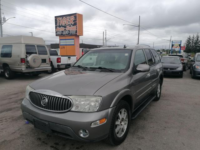 2006 Buick Rainier CXL*LEATHER*ROOF*RUNS WELL*AWD*AS IS SPECIAL