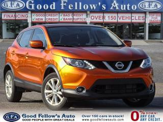 Used 2017 Nissan Qashqai CVT MR COLD, POWER SUNROOF, BACKUP CAM, BLUETOOTH for sale in Toronto, ON
