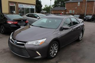 Used 2015 Toyota Camry XLE for sale in Brampton, ON