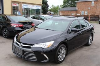 Used 2017 Toyota Camry XLE for sale in Brampton, ON