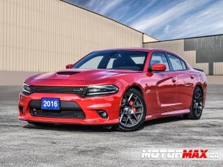 Used 2016 Dodge Charger R/T Scat Pack-6.4L-SOLD SOLD for sale in Stoney Creek, ON