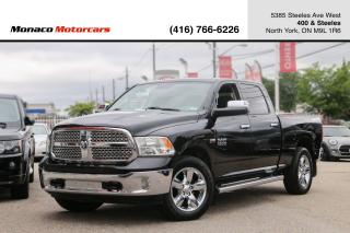 Used 2017 RAM 1500 BIGHORN - REMOTE START BACKUPCAM HEATED SEATS for sale in North York, ON