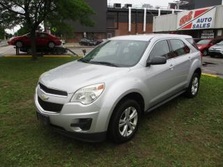 Used 2011 Chevrolet Equinox LS ~ BLUETOOTH ~ ACCIDENT FREE for sale in Toronto, ON