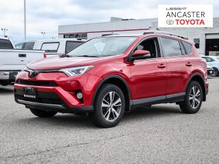 Used 2017 Toyota RAV4 XLE AWD | BACKUP CAM | SUNROOF for sale in Ancaster, ON