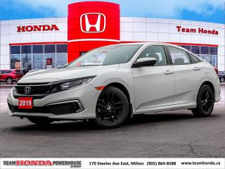 Used 2019 Honda Civic LX for sale in Milton, ON