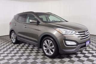 Used 2014 Hyundai Santa Fe Sport 2.0T Limited 1 OWNER - NO ACCIDENTS | AWD | NAVI | LEATHER | PANO MOONROOF for sale in Huntsville, ON
