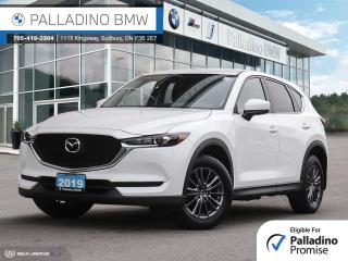 Used 2019 Mazda CX-5 GX Clean Carfax, Heated Front Seats, Clean Exterior for sale in Sudbury, ON