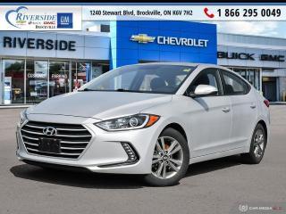 Used 2018 Hyundai Elantra GL for sale in Brockville, ON